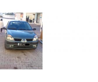 Voiture Clio classique occasion Tunisie 4