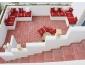 Séduisante villa sur un terrain de 363 m² proposée à la vente