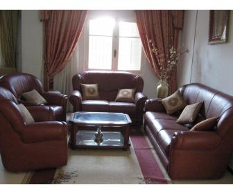 Salon Simili Cuir Tunisie