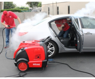 Vente ou location machine la vapeur pou lavage autos for Vente ou location
