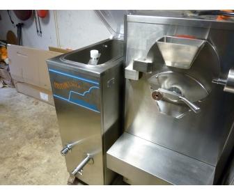 Turbine a glace et pasteurisateur carpigiani - Turbine a glace professionnel ...