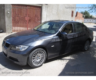 voiture bmw 320i occasion tunisie. Black Bedroom Furniture Sets. Home Design Ideas