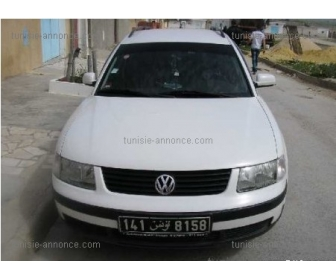 voiture passat break 1 9 tdi tunisie. Black Bedroom Furniture Sets. Home Design Ideas