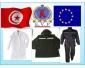 Vetements Professionnel de sécurité Tunisie