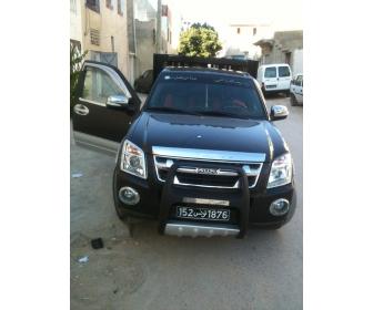 Voiture Isuzu D-Max occasion à vendre à Tunis Tunisie 1