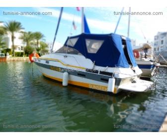 bateau tunisie a vendre