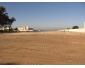 Terrain au bord de la plage