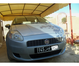 voiture fiat punto grande diesel occasion tunisie. Black Bedroom Furniture Sets. Home Design Ideas