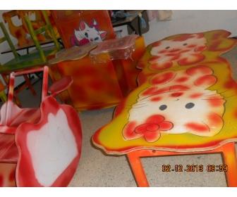 Matériel jardin d'enfant et garderies scolaire 4