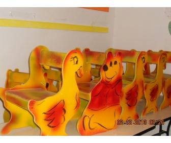Matériel jardin d'enfant et garderies scolaire 1