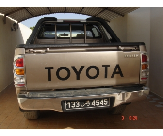 voiture toyota 4x4 diesel vendre tunisie. Black Bedroom Furniture Sets. Home Design Ideas