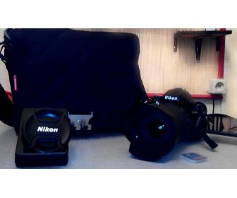 appareil photo reflex nikon vendre. Black Bedroom Furniture Sets. Home Design Ideas