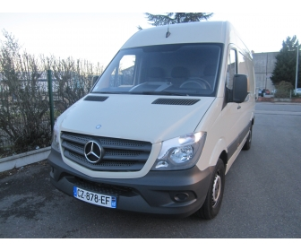mercedes sprinter 9 places occasion a vendre. Black Bedroom Furniture Sets. Home Design Ideas