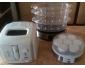 friteuse + cuiseur à vapeur + yaourtière à vendre