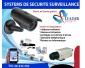 Vente système vidéo surveillance