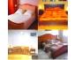 Des appartements richement meubl
