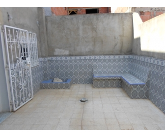 Villa 198m vendre k libia for Salon kelibia