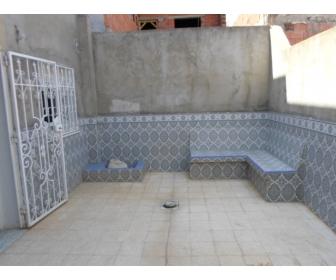 Villa 198m vendre k libia for Salle a manger kelibia