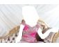 Keswa Outia wtiya Sari Indien haute couture import