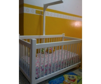 lit b b occasion vendre el mourouj. Black Bedroom Furniture Sets. Home Design Ideas