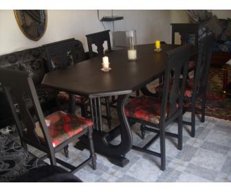 belle salle manger occasion vendre. Black Bedroom Furniture Sets. Home Design Ideas