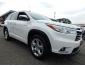 Voiture Toyota Highlander hybride Limited à vendre : 1 mois utilisé