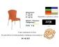 fauteuils et chaises pour café et restaurant