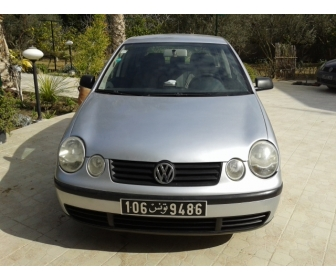 voiture voiture occasion polo 5 de volkswagen montpell tunisie. Black Bedroom Furniture Sets. Home Design Ideas