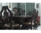 Vente table et 6 chaises en bois massif