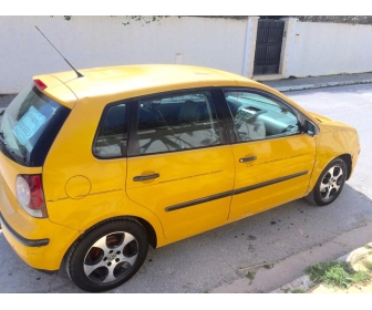 voiture taxi wolkswagen polo 6 vendre tunis tunisie. Black Bedroom Furniture Sets. Home Design Ideas