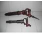2 marteaux piqueur pneumatique professionnel