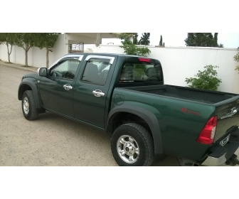 voiture isuzu dmax 4 portes vendre tunisie. Black Bedroom Furniture Sets. Home Design Ideas