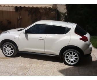 voiture voiture occasion nissan juke 2x4 vendre tunisie. Black Bedroom Furniture Sets. Home Design Ideas