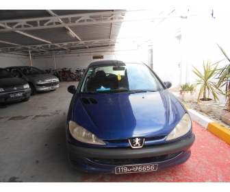 Voiture 206 occasion pin by vente voiture tunisie on for Garage peugeot forbach
