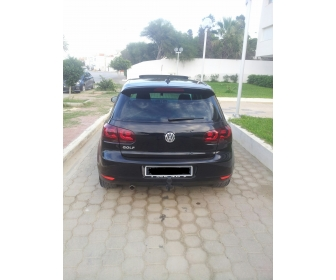 voiture golf 6 occasion sousse tunisie. Black Bedroom Furniture Sets. Home Design Ideas