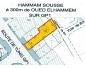 Terrain 431m2  route de Tunis GP1 HAMMAM SOUSSE tel 55291299