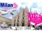 Voyage organisée à la carte Milan