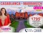 Vacance  octobre 2017 CASABLANCA – MARRAKECH