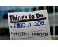 Stop au chômage