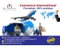 Formation en commerce internationale