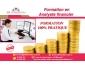 Formation en analyste financière