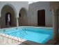 Houch djerbien avec piscine pour location annuelle Tunisie